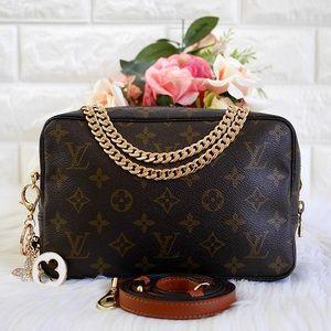 💖Louis Vuitton Trousse23 Crossbody 833